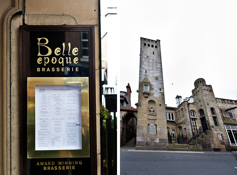 The front of Belle Epoque
