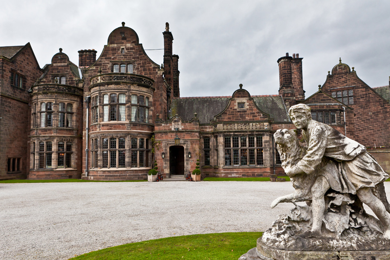 Thornton Manor Wedding Venue Wirral