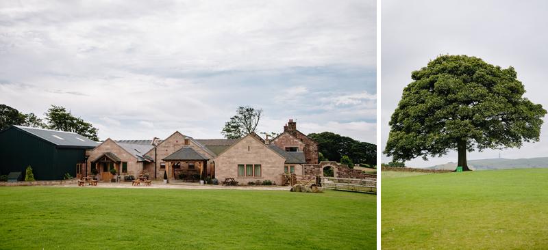 Heaton House Farm Wedding Venue Cheshire