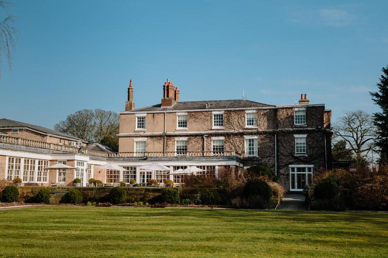 Rowton Hall Hotel