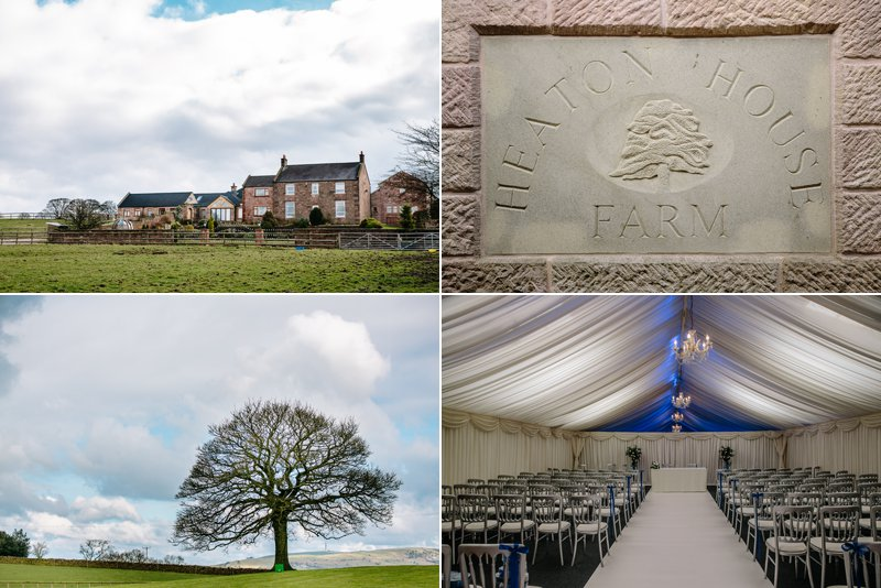 Heaton House Farm venue pictures