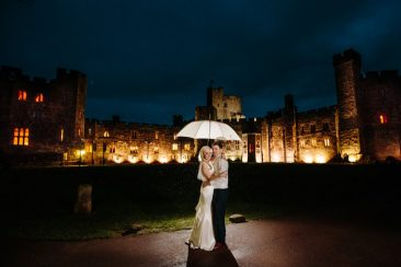 Peckforton Castle Wedding Evening