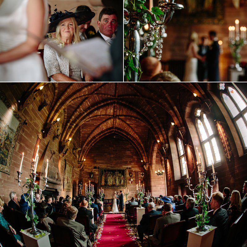 Wedding Ceremony in the Great Hall