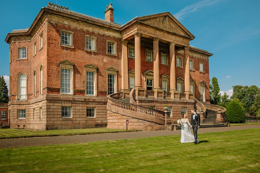 Tabley House Wedding photography