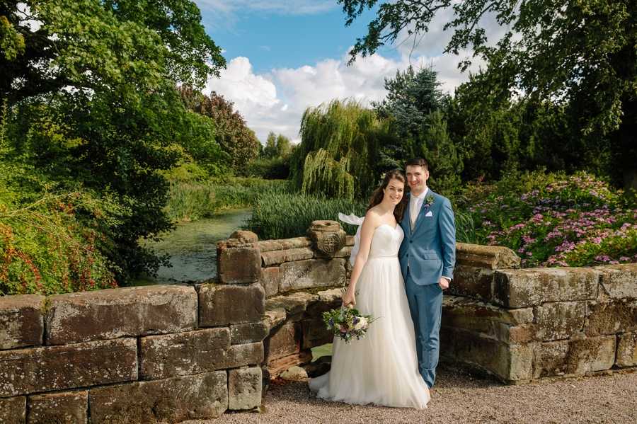 Holford Estate Wedding: Bride & Groom Portraits