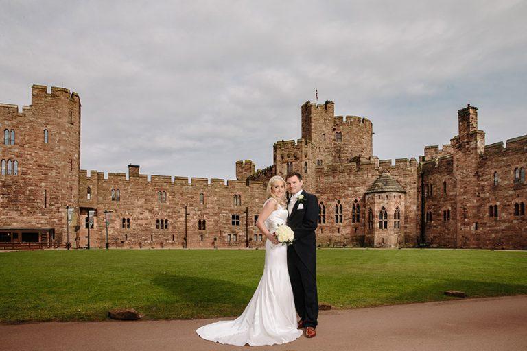 Gorgeous Stylish and Elegant Peckforton Castle Wedding