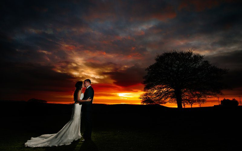 Heaton House Farm Wedding Photography – Matt & Daysha