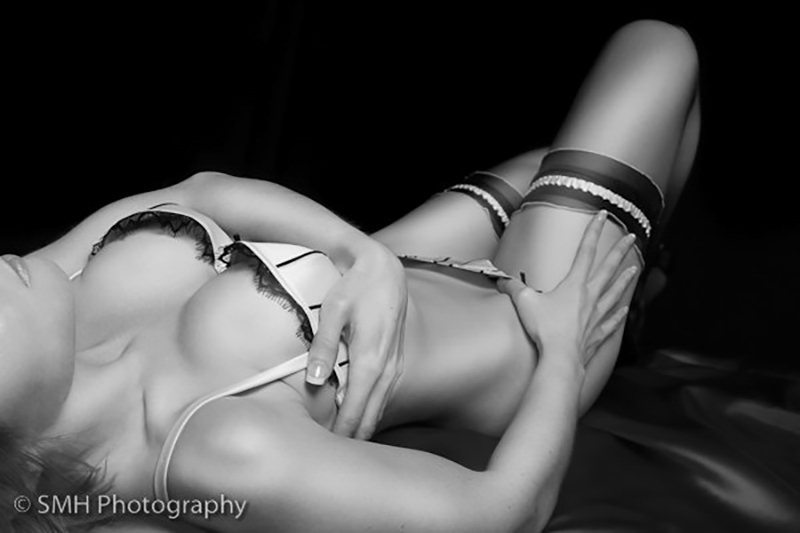 Boudoir Photography in Cheshire