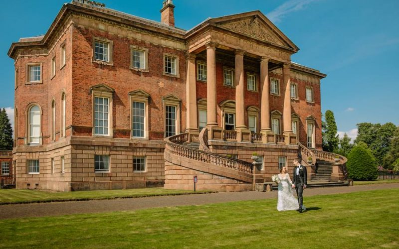 Tabley House Wedding Photography – James & Amy