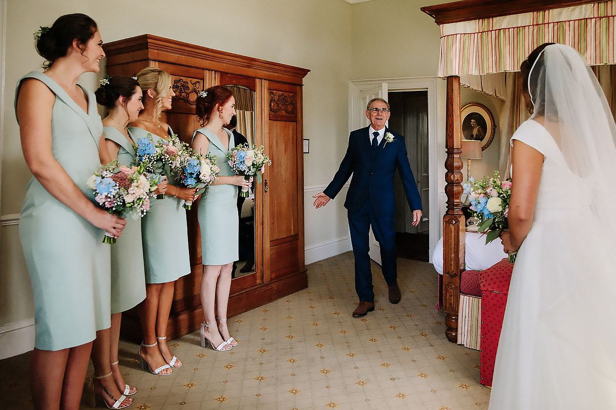 Father of the Bride Willington Hall