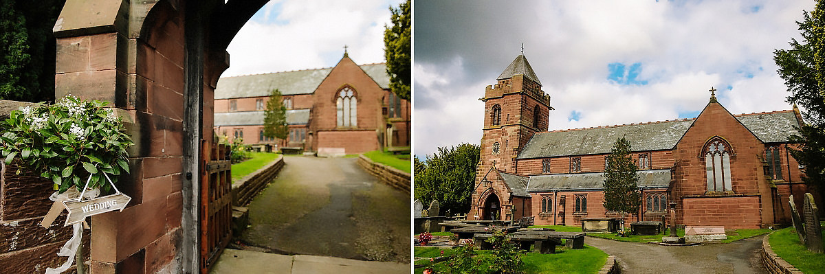 Church photography Cheshire
