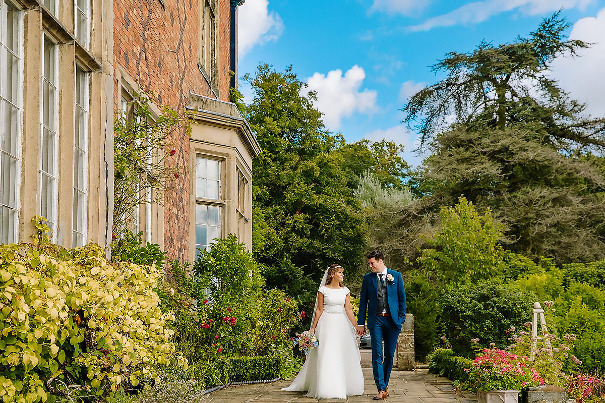 Willington Hall Wedding Photography – David & Melanie