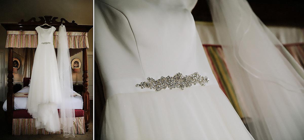 Bridal dress Willington Hall