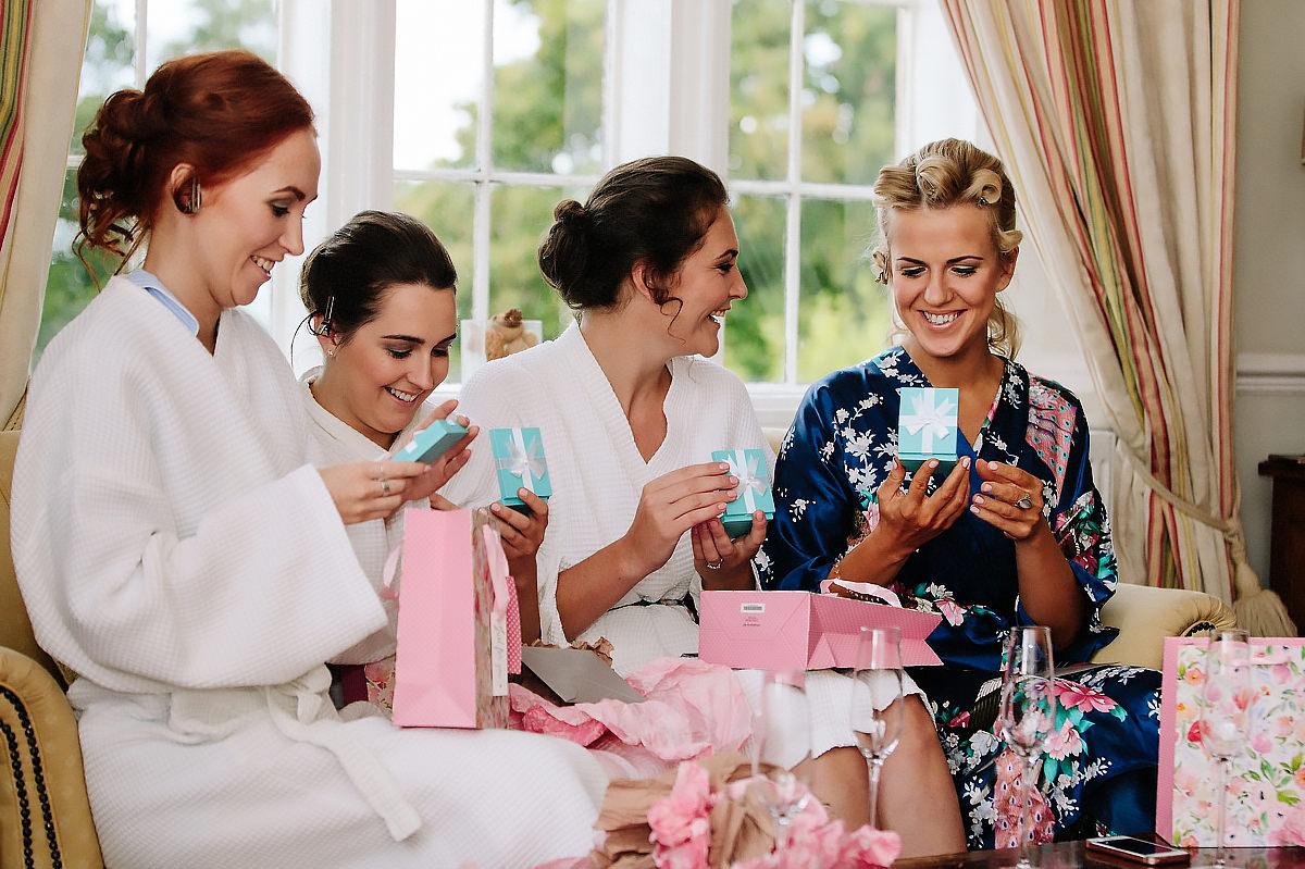 Bridesmaids Willington Hall