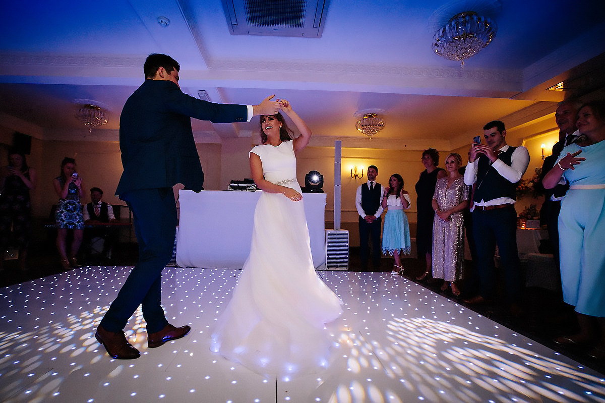 First Dance Willington Hall