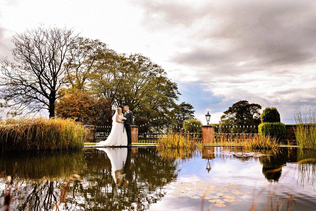 Heaton House Farm Wedding Photographer – Jonny & Nicola