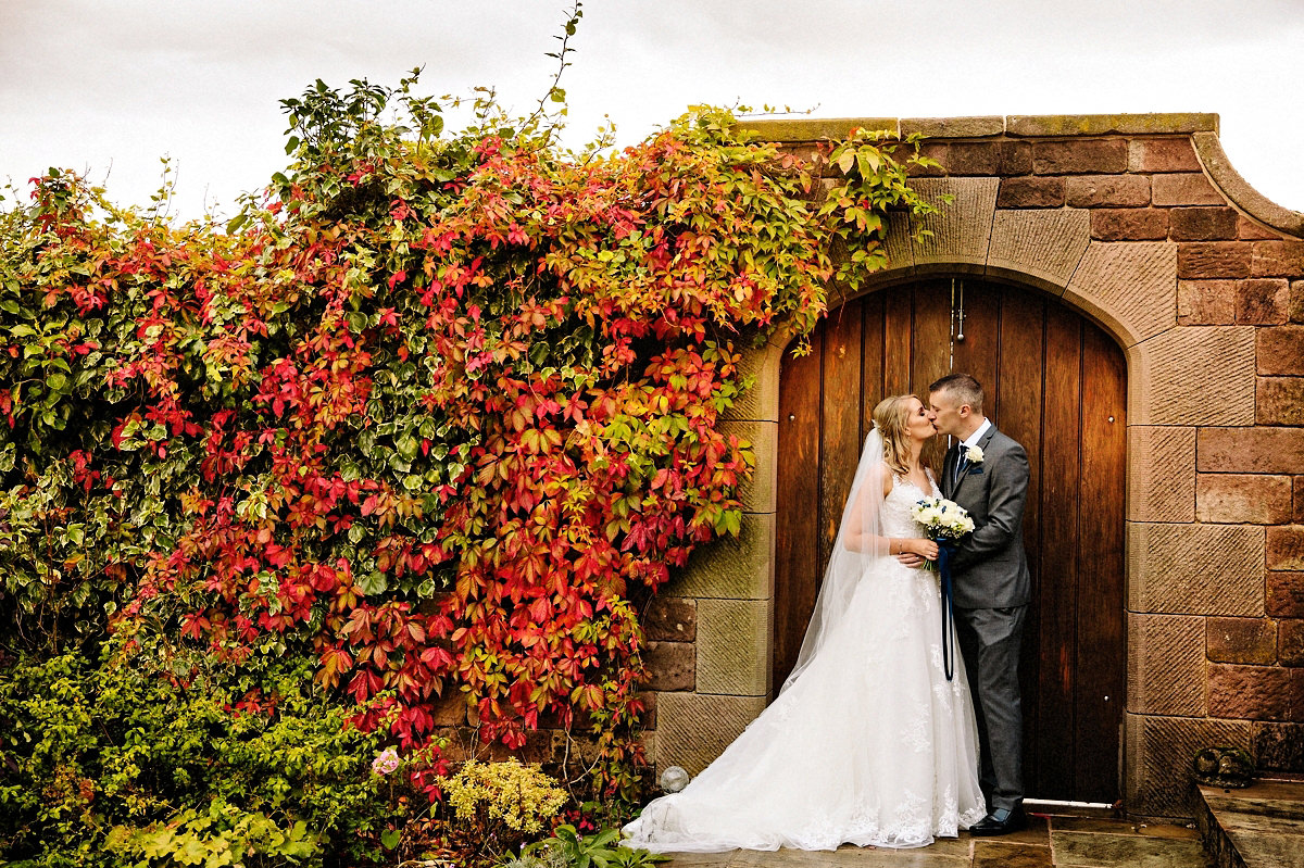 Heaton House Farm Autumn Wedding