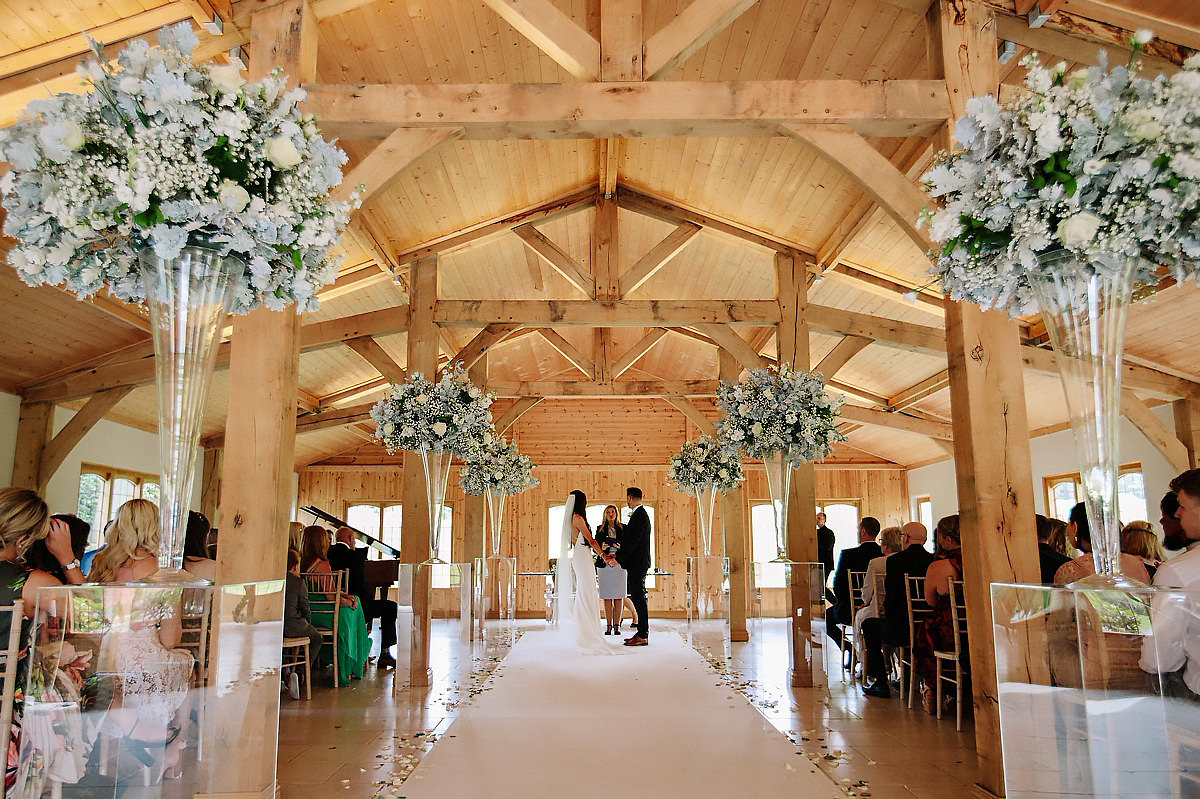 The Stables Wedding Ceremony