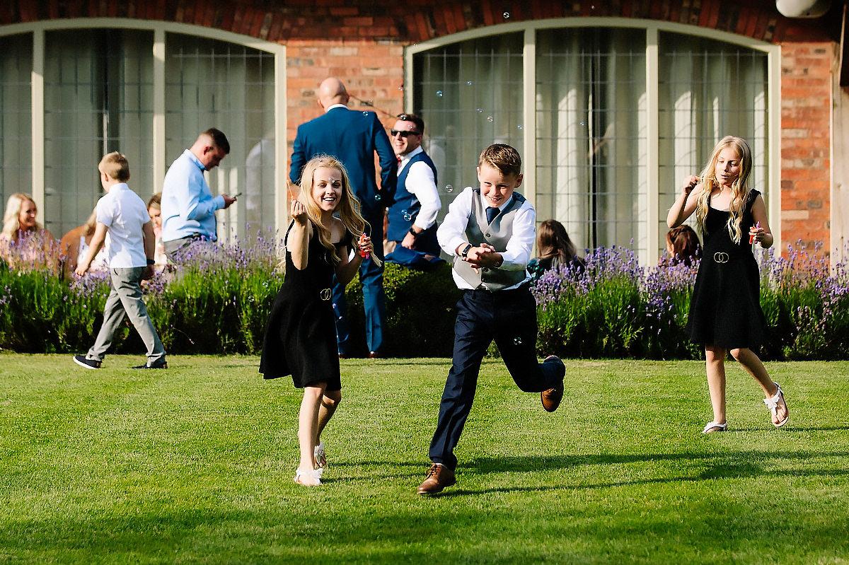 Garden games Colshaw Hall