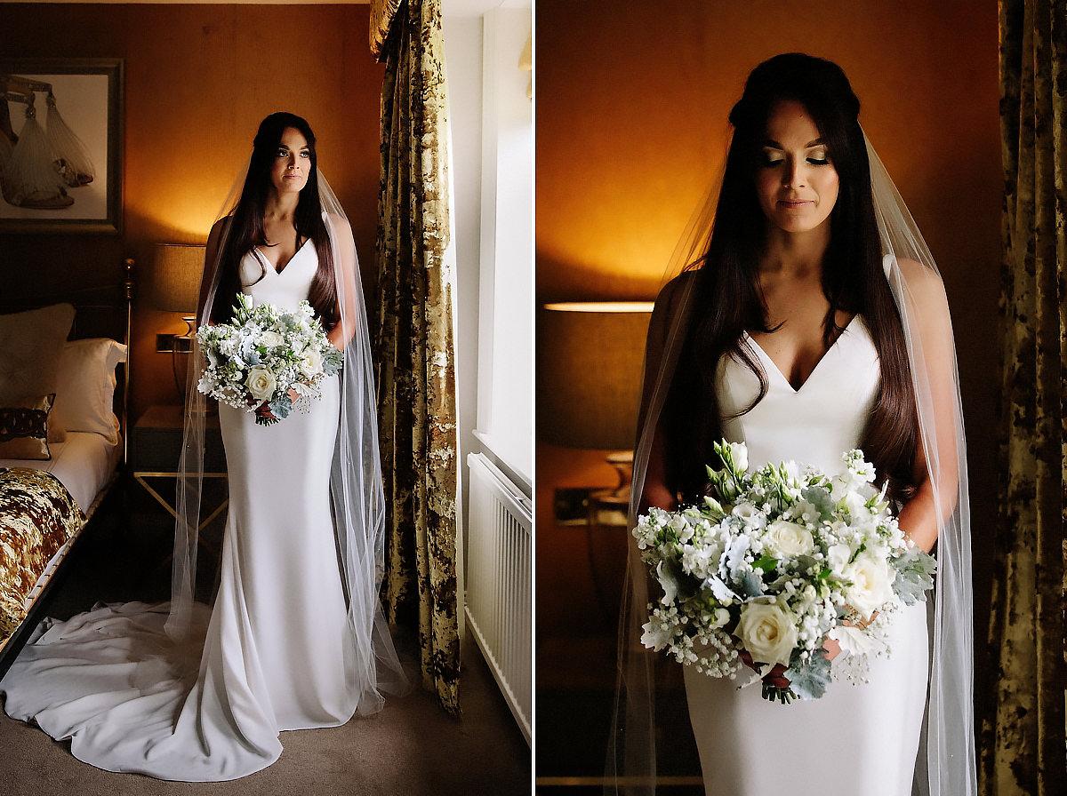 Colshaw Hall Bridal Portraits