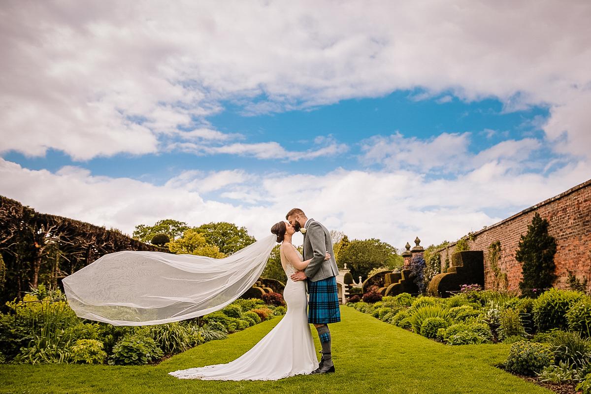 Arley Hall wedding photography by SMH Photography
