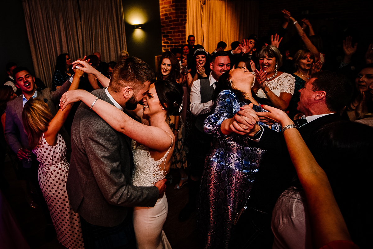 First Dance at Arley Hall in the Olympia