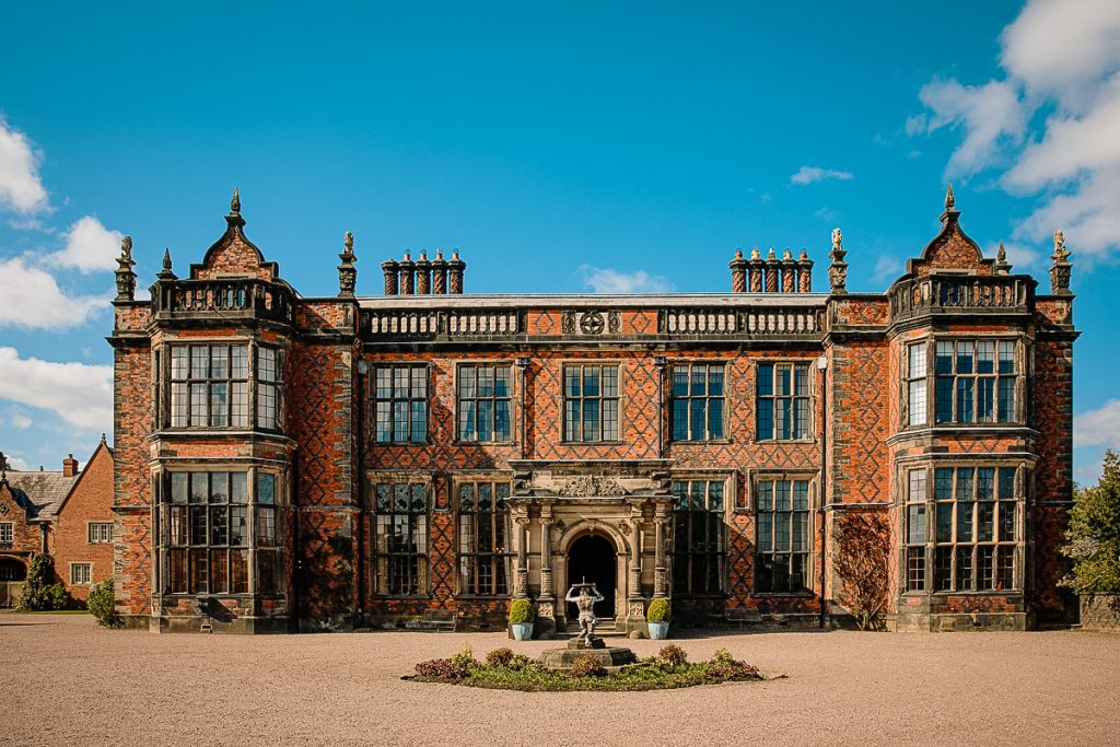 Arley Hall wedding photography by SMH Photography based in Cheshire