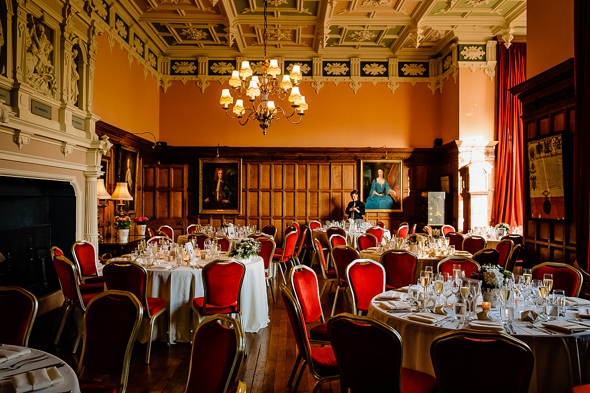 The Gallery room at Arley Hall