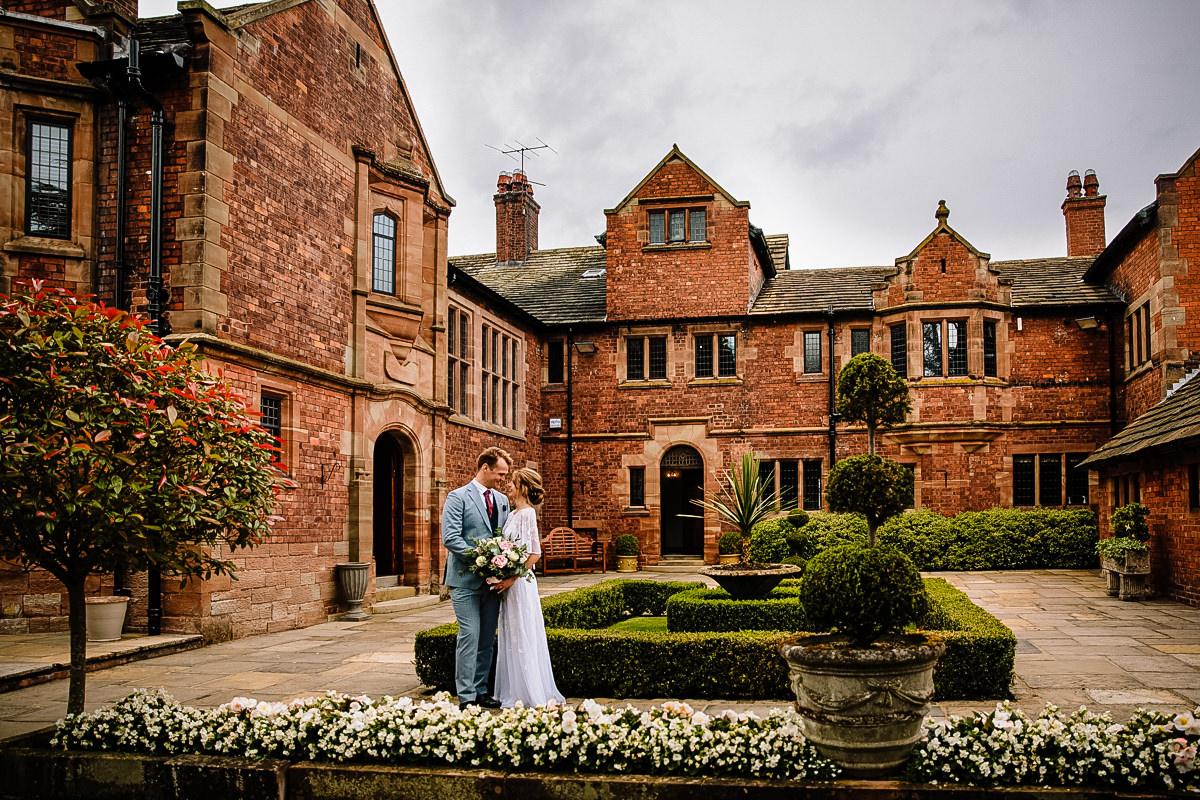 Colshaw Hall wedding Photographer Cheshire