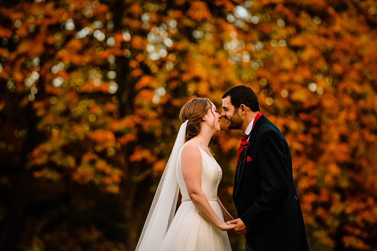 Wedding Photographer Cheshire Bride and Groom