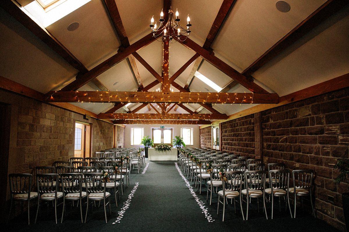 Heaton House Farm Ceremony Barn