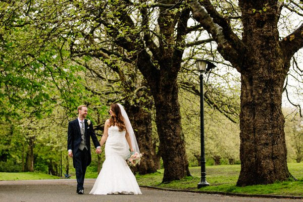 Sefton Park wedding photography review