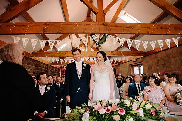 Heaton House Farm wedding review