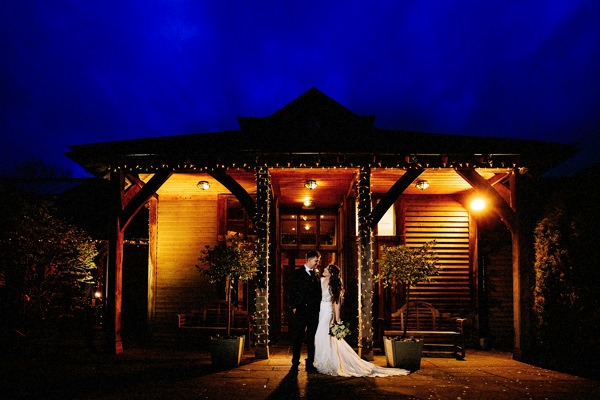 Oak Tree of Peover wedding photography testimonial from the bride and groom
