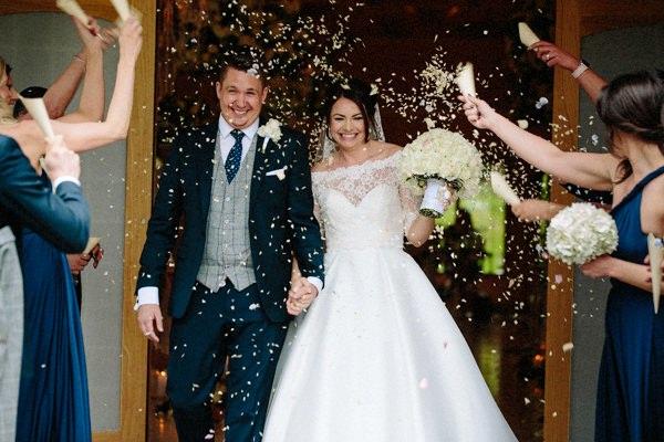 Colshaw Hall wedding photography testimonial