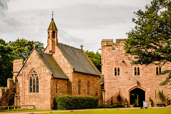 The Chapel at Peckforton Castle